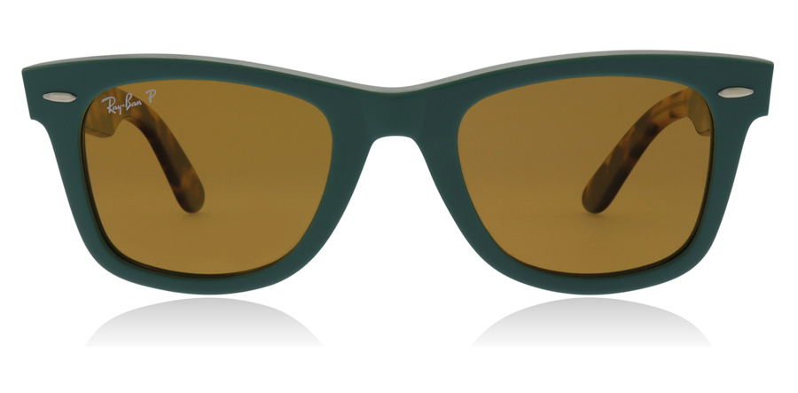 Ray-Ban RB2140 Green 1240N9 50mm Polarised