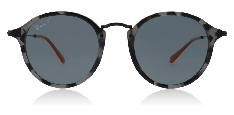 Ray-Ban RB2447 Grey Havana 124652 49mm Polarised