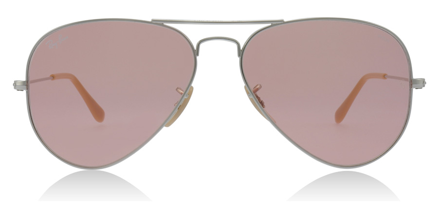 Ray-Ban Aviator RB3025 Silver 9065V7 58mm