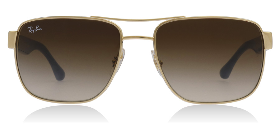 dfc6d6fa000 Ray-Ban RB3530 Sunglasses   RB3530 Gold RB3530 58Mm   UK