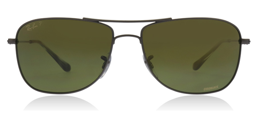 Ray-Ban RB3543 Matte Gunmetal 029/6O 59mm Polarised