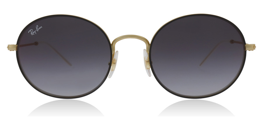 Ray-Ban RB3594 Gold / Black 9114U0 53mm