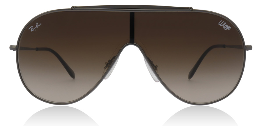 Ray-Ban RB3597 Gunmetal 004/13 33mm