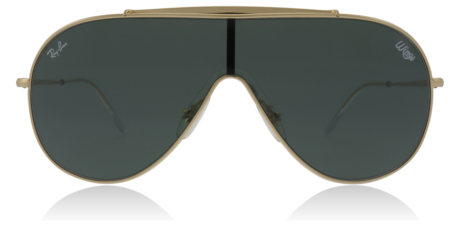 Ray-Ban RB3597 Gold 905071 33mm