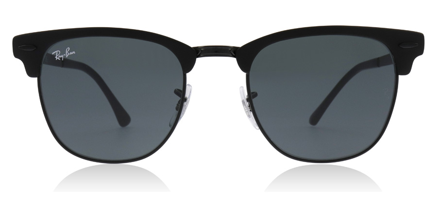 Ray-Ban Clubmaster RB3716 Black 186/R5 51mm