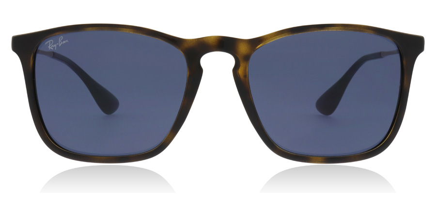 Ray-Ban Chris RB4187 Havana / Copper 639080 54mm