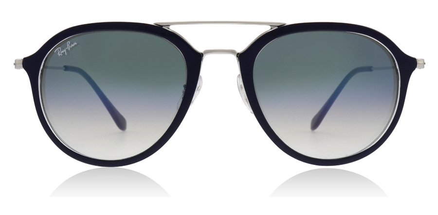 Ray-Ban RB4253 Blue / Transparent 60533A 53mm