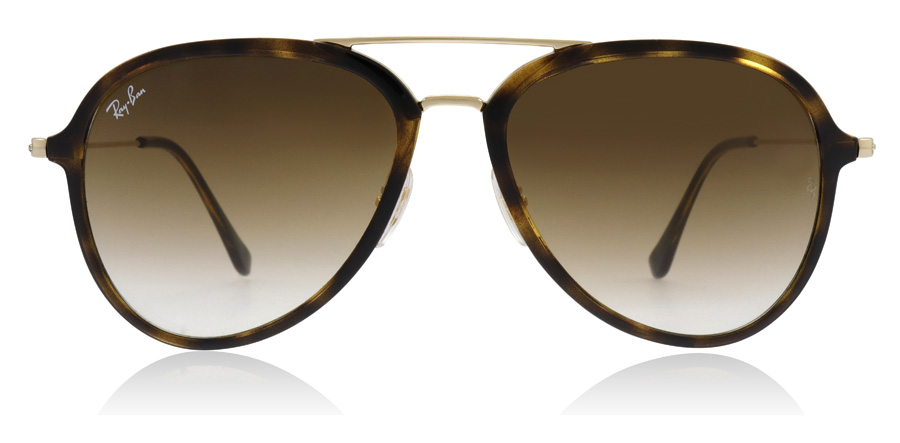 Ray-Ban RB4298 Sunglasses   RB4298 Light Tortoise RB4298 57Mm   UK 562ab07e88
