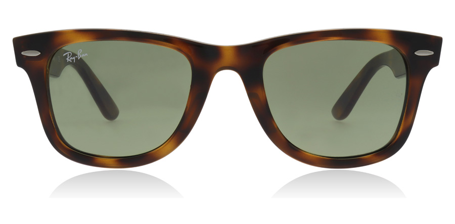 Ray-Ban RB4340 Red / Havana 63974M 50mm