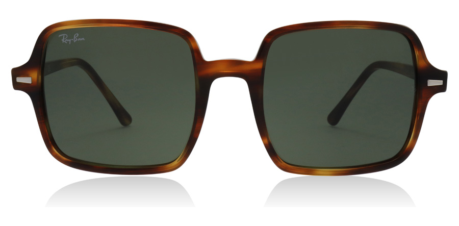 Ray-Ban Square Ii RB1973 Stripped Havana 954/31 53mm