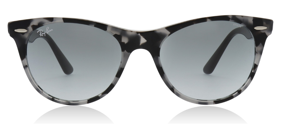 Ray-Ban Wayfarer II RB2185 Grey / Havana 1250AD 52mm