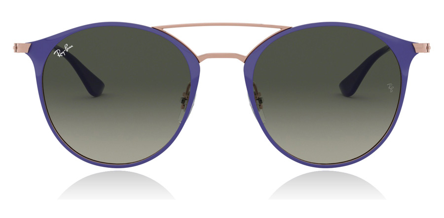 Ray-Ban RB3546 Violet / Copper 9073A5 52mm