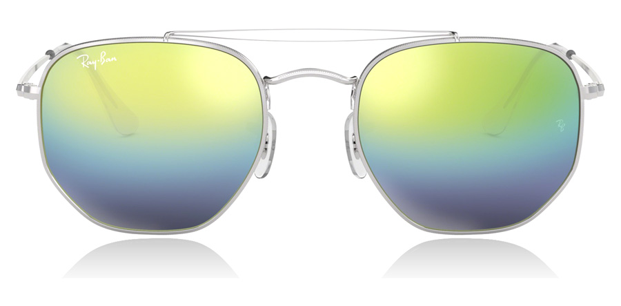Ray-Ban RB3648 The Marshal Silver 003/I2 54mm