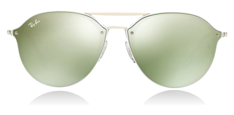 Ray-Ban RB4292N Blaze Double bridge White 671/30 62mm