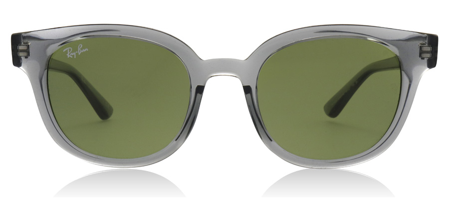 Ray-Ban RB4324 Transparent Grey 64504E 50mm
