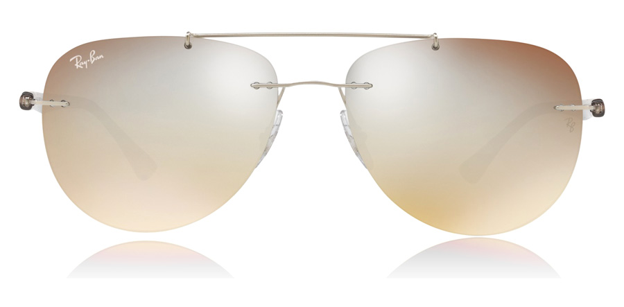 Ray-Ban RB8059 Silver 003/B8 57mm