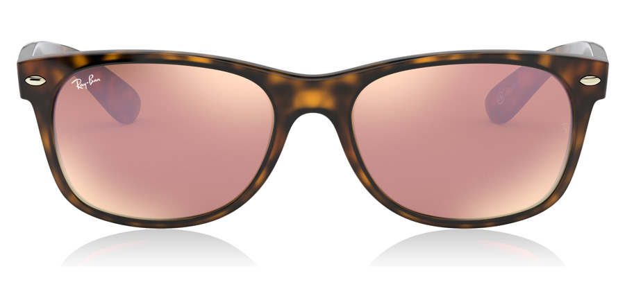 Ray-Ban New Wayfarer RB2132 Tortoise 894Z2 52mm