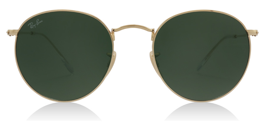 Ray-Ban RB3447 Gold 001 53mm