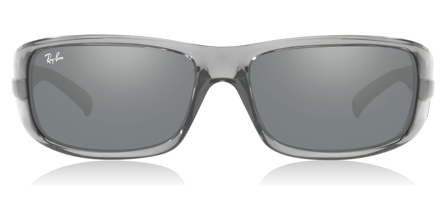 Ray-Ban RB4057 GRAY/BLACK 62340 61mm