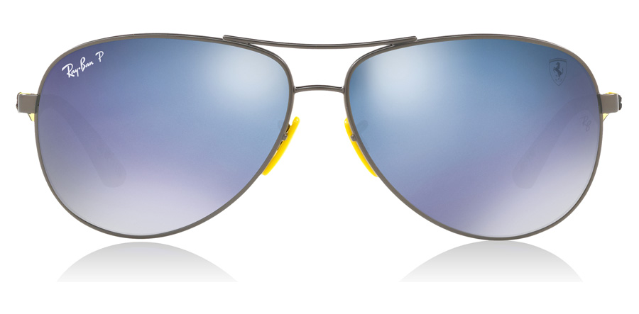Ray-Ban RB8313M Grey F014H0 61mm Polarised