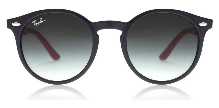 Ray-Ban Junior RJ9064S Age 8-12 Years Violet 70218G 44mm