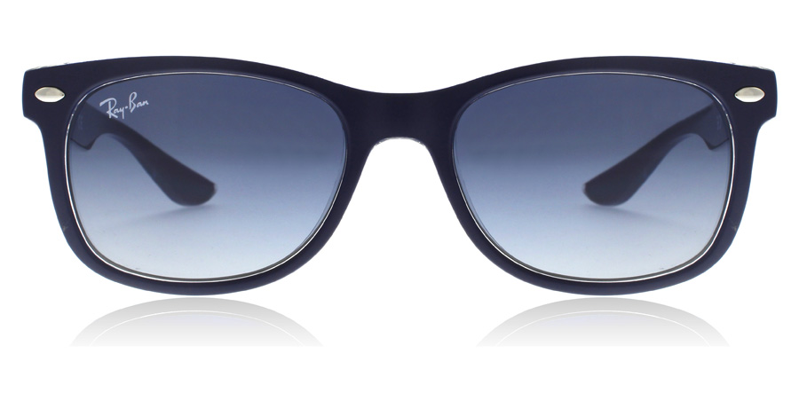 Ray-Ban Junior RJ9052S Age 8-12 Years Matte Blue 70234L 47mm