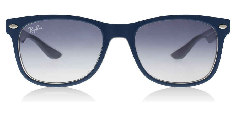 Ray-Ban Junior RJ9052S Age 8-12 Years Matte Torquoise 703419 48mm