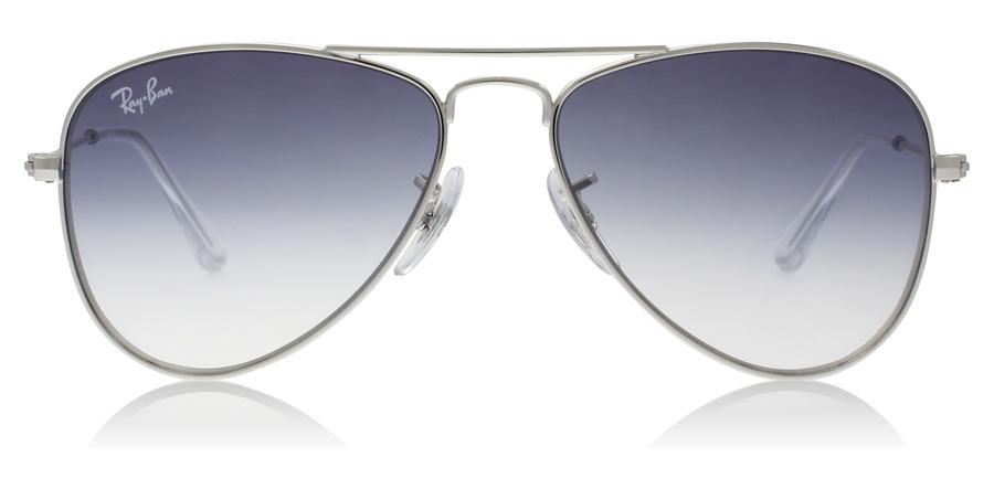Ray-Ban Junior RJ9506S Age 4-8 Years Silver 212/19 50mm