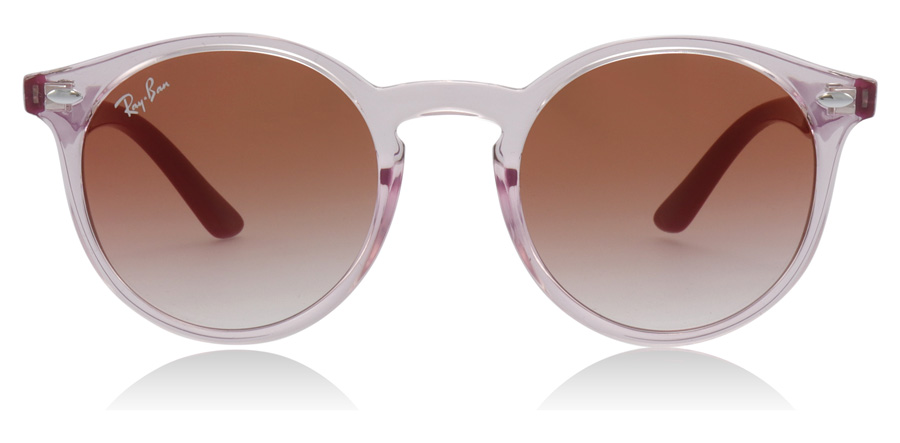 Ray-Ban Junior RJ9064S Age 4-7 Years Pink 7052V0 44mm