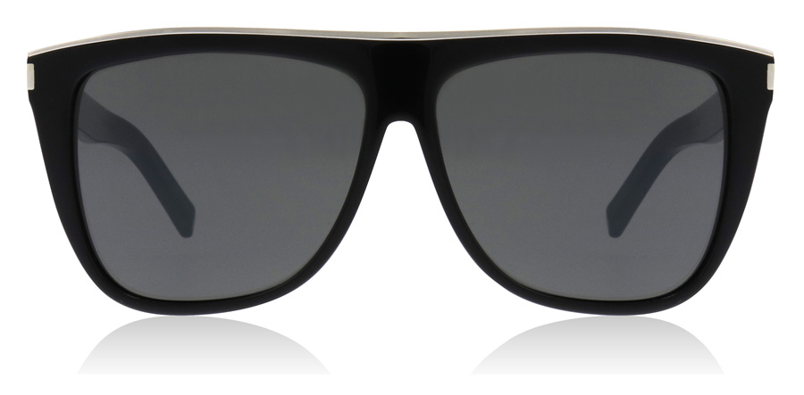 Saint Laurent SL1 COMBI Black 001 59mm