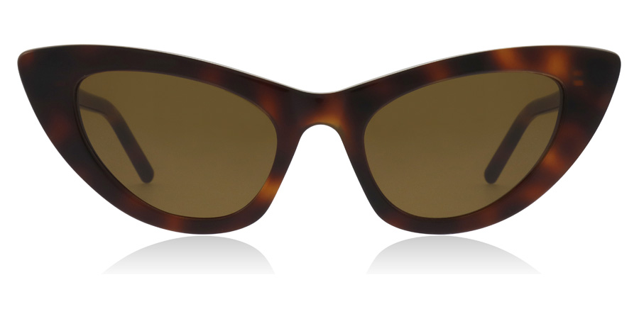 Saint Laurent Lily SL213 Havana 006 52mm