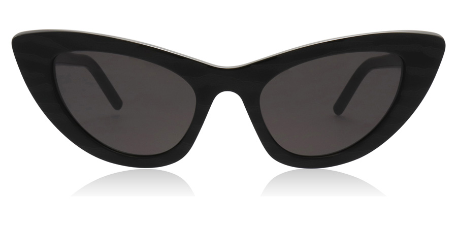 Saint Laurent Lily LILY SL213 Black / Tiger Pattern 011 52mm