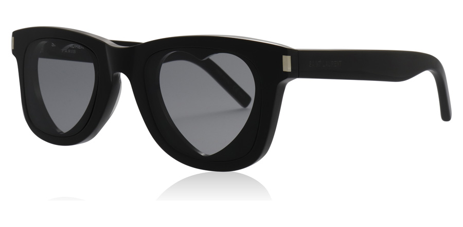 Saint Laurent SL51 Shiny Black 001 50mm
