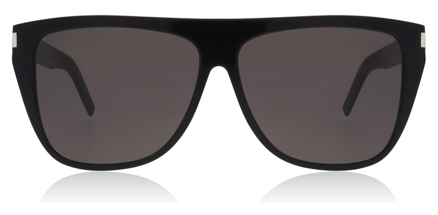 Saint Laurent SL1 SLIM Black 001 59mm
