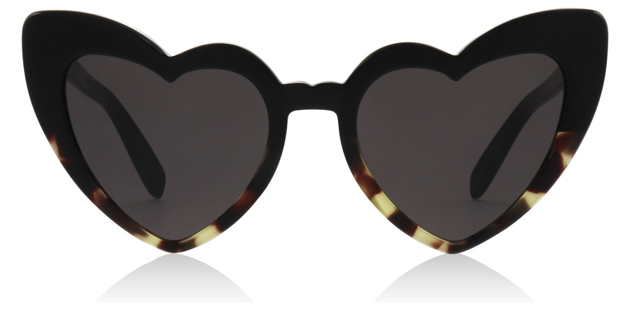 Saint Laurent SL181 LOULOU Loulou Havana / Black 013 54mm