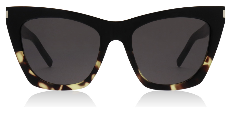Saint Laurent Kate SL214 Havana / Black 010 55mm