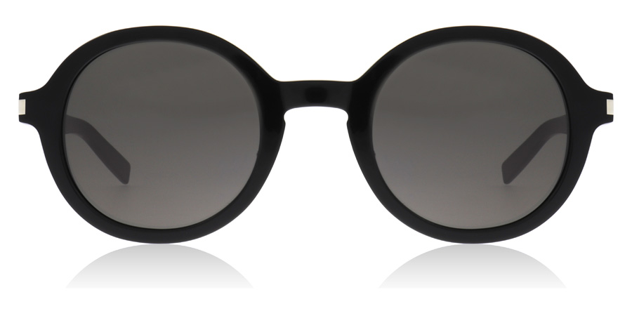 Saint Laurent SL161 SLIM Black 001 48mm