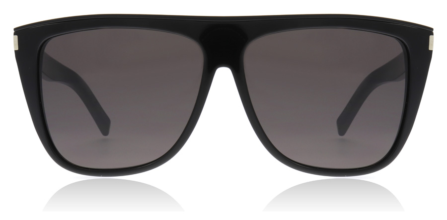 Saint Laurent SL1 COMBI Black 002 59mm
