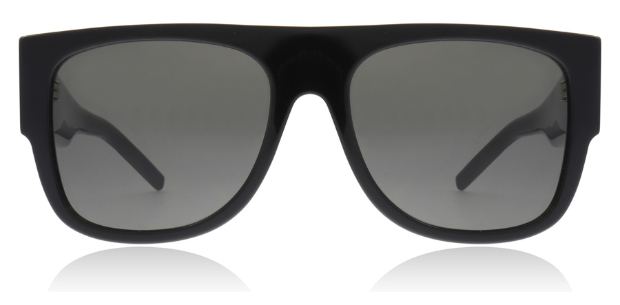 Saint Laurent SLM16 Black 001 55mm