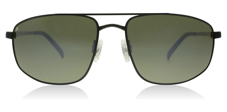 Serengeti Modugno 8407 Satin Black 64mm Polarised