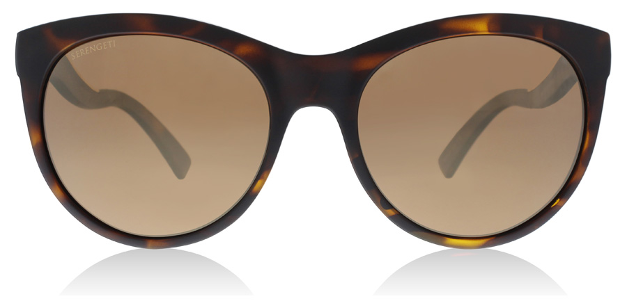 Serengeti Valentina 8569 Satin Tortoise 57mm Polarised