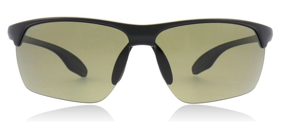 Serengeti Linosa 8506 Satin Black 68mm Polarised
