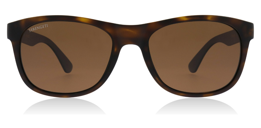Serengeti Anteo 8669 Satin Tortoise / Black 55mm Polarised