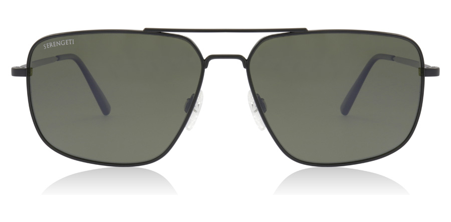 Serengeti Agostino 8827 Gunmetal 61mm