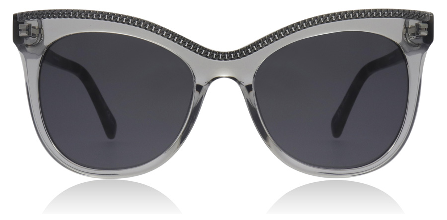 Stella McCartney SC0129S Grey / Havana 001 53mm
