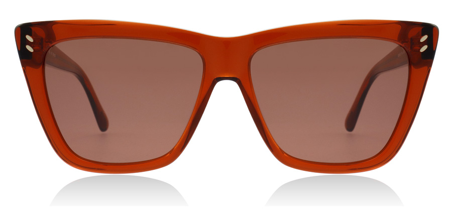 Stella McCartney SC0140S Orange 004 55mm