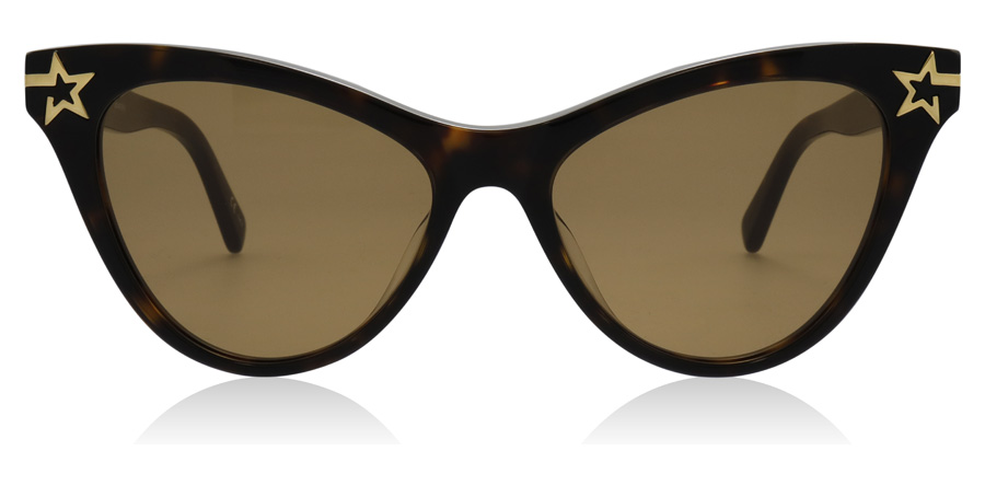 Stella McCartney SC0212S Havana / Green 002 52mm
