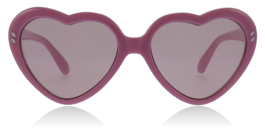 Stella McCartney JR SK0037S Age 4-9 Years Violet 005 49mm