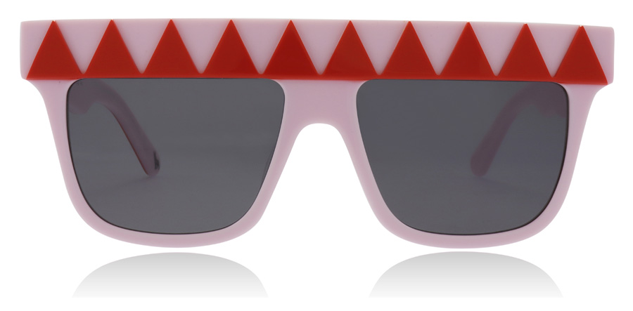 Stella McCartney JR SK0049S Ages 8-12 Years Red 003 50mm