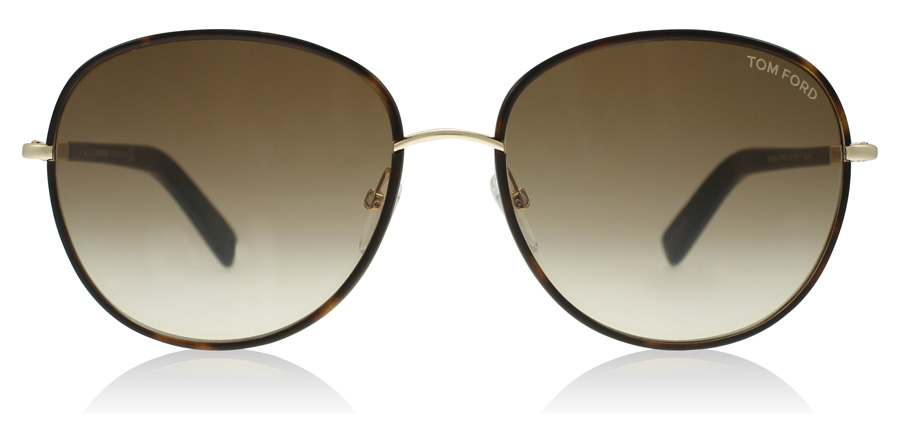 Tom Ford Georgia 0498 Dark Havana 52F 59mm